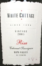 2009 White Cottage - Risa