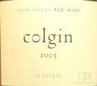 2005 Colgin - Red IX Estate
