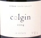 2004 Colgin - Syrah IX Estate