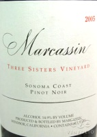 2005 Marcassin - Pinot Noir Three Sisters Vineyard
