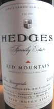 2004 Hedges - Three Vineyards