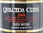 2008 Quilceda Creek - Columbia Valley Red