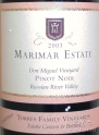 2007 Marimar Torres - Pinot Noir Don Miguel Vineyard Estate