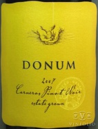 2006 Donum - Pinot Noir Estate