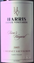 2006 Harris Estate - Cabernet Sauvignon Treva's Vineyard (Very Special Reserve)