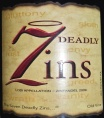 2009 Michael-David - Seven Deadly Zins