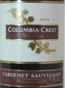 2002 Columbia Crest - Cabernet Sauvignon Two Vines