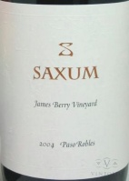 2004 Saxum - James Berry Vineyard Cuvee