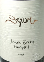 2008 Saxum - James Berry Vineyard Cuvee
