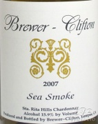 2007 Brewer-Clifton - Chardonnay Seasmoke