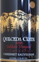 2006 Quilceda Creek - Cabernet Sauvignon Galitzine Vineyard