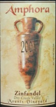 2004 Amphora - Zinfandel Mounts Vineyard