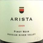2010 Arista - Pinot Noir Russian River Valley