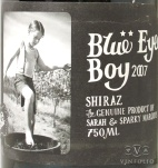 2007 Mollydooker - Shiraz Blue Eyed Boy