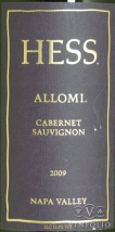 2007 Hess Collection - Cabernet Sauvignon Allomi Vineyard Estate