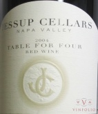 2008 Jessup - Table for Four