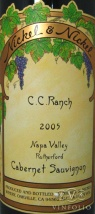 2008 Nickel & Nickel - Cabernet Sauvignon C C Ranch