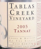 2010 Tablas Creek - Tannat