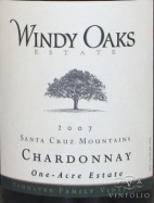 2006 Windy Oaks - Chardonnay One Acre