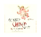 2011 Montes - Cherub Rose of Syrah