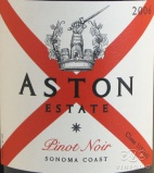 2007 Aston Estate - Pinot Noir Clone 115/667