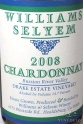 2008 Williams Selyem - Chardonnay Drake Estate Vineyard