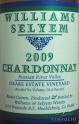 2009 Williams Selyem - Chardonnay Drake Estate Vineyard