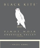 2007 Black Kite - Pinot Noir Angel Hawk Reserve
