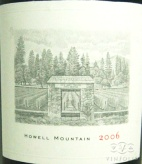 2008 Abreu - Cabernet Sauvignon Howell Mountain