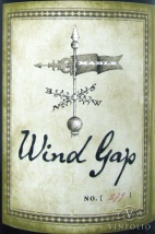 2010 Wind Gap - Pinot Noir Gap's Crown Vineyard