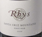 2009 Rhys - Pinot Noir Santa Cruz Mountains