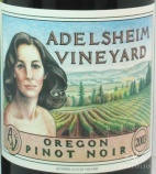 1999 Adelsheim - Pinot Noir Willamette Valley
