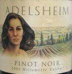 2007 Adelsheim - Pinot Noir Willamette Valley