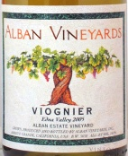 2005 Alban - Viognier Estate