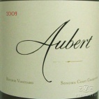 2009 Aubert - Chardonnay Ritchie Vineyard
