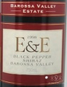 1998 Barossa Valley Estate - Shiraz E & E Black Pepper