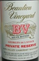 1980 BV - Georges de Latour Private Reserve