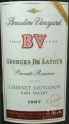 1997 BV - Georges de Latour Private Reserve