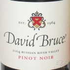 2010 David Bruce - Pinot Noir Russian River Valley
