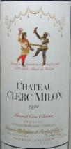 1994 Clerc Milon