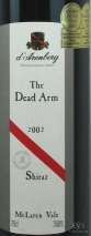 2002 D'Arenberg - Shiraz The Dead Arm