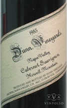 1985 Dunn - Cabernet Sauvignon Howell Mountain