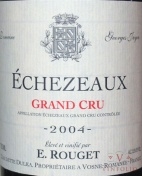 2004 E Rouget (Georges Jayer) - Echezeaux