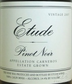 2008 Etude - Pinot Noir Carneros Estate