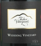 1997 Fisher - Cabernet Sauvignon Wedding Vineyard