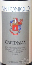 2007 Antoniolo - Gattinara