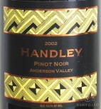 2007 Handley - Pinot Noir Anderson Valley