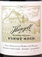 2004 Hanzell - Pinot Noir Estate