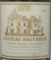 1964 Haut-Brion