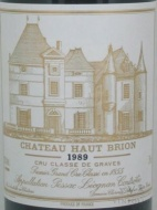 1989 Haut-Brion